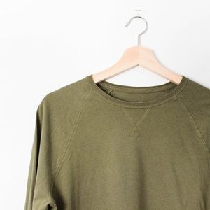 Goodfellow Olive colored long sleeve tee